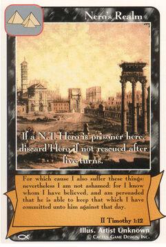 Nero's Realm - Apostles