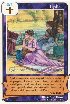 Lydia - Women