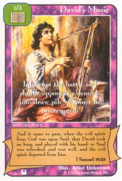David's Music (Pi) - Priests