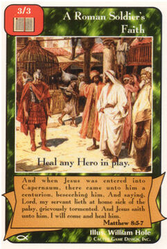A Roman Soldier's Faith - Apostles