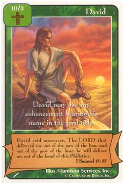 David (Green) (Wa)