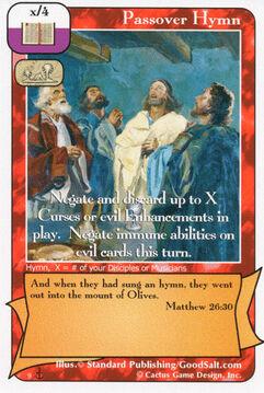 Passover Hymn (Di)