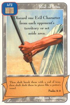 Rod of Iron - Warriors