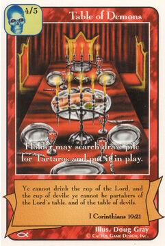 Table of Demons (Ap)