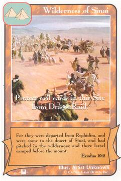 Wilderness of Sinai (Pi) - Priests