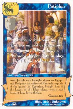 Potiphar (Pi) - Priests