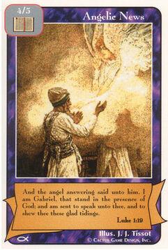 Angelic News - Apostles