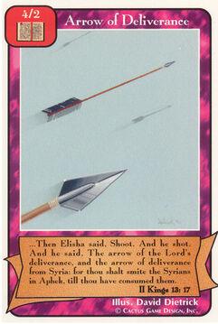 Arrow of Deliverance - Prophets