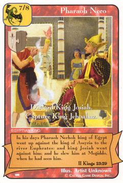 Pharaoh Neco - Kings