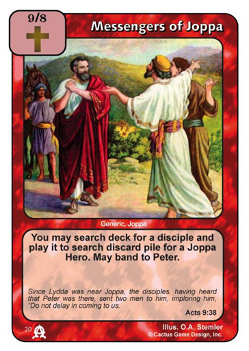 Messengers of Joppa (TEC)