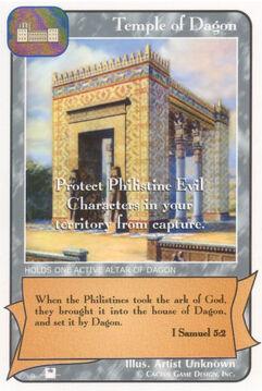 Temple of Dagon (Pi) - Priests