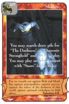 Shadow - Angel Wars