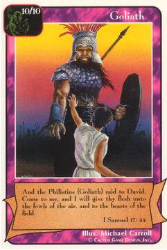 Goliath - Unlimited