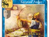 Egyptian Archer (Ki)