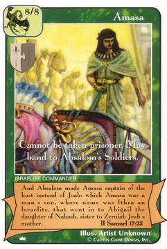 Amasa - Kings