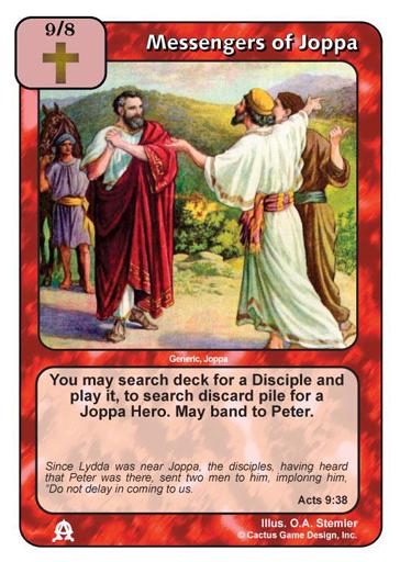 Messengers of Joppa (TEC, Old)