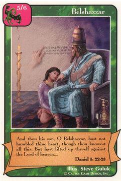 Belshazzar - Prophets