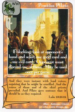 Pontius Pilate (Di)