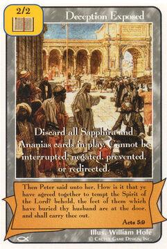 Deception Exposed - Apostles