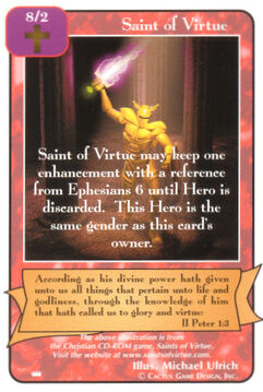 Saint of Virtue - Kings