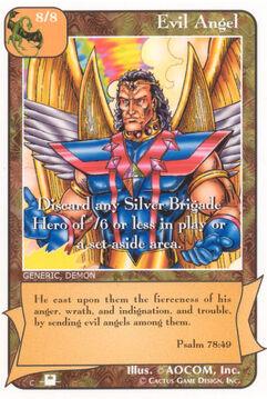 Evil Angel (Pi) - Priests