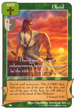David (Green) (Ki)