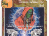 Demon behind the Idol (Pi)
