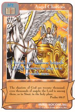 Angel Chariots - Kings