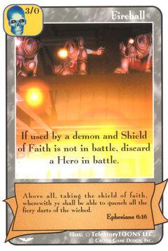 Fireball - Angel Wars