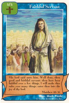 Faithful Servant (A)