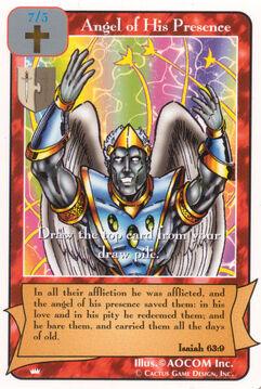 Angel of His Presence - Kings
