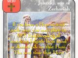Jahaziel, son of Zechariah (Pi)