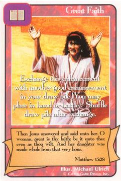 Great Faith - H Deck