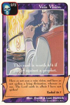 Vain Vision - Prophets