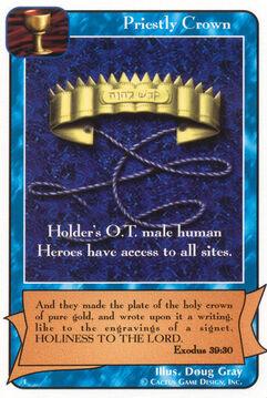 Priestly Crown - E Deck