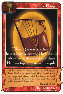 David's Harp (Wa)
