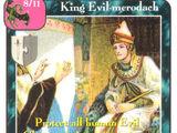 King Evil-merodach (Pi)