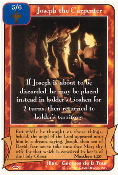 Joseph the Carpenter - Apostles