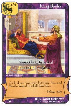 King Basha - Kings