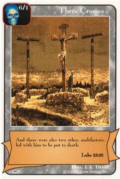Three Crosses - Apostles