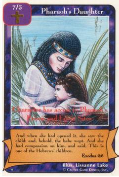 Pharaoh's Daughter - Women