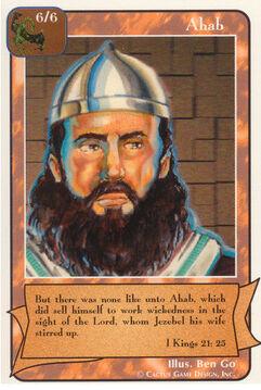 Ahab (B)