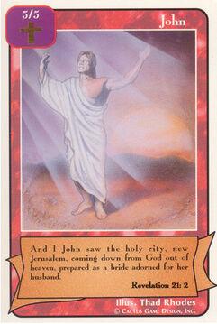 John - Prophets