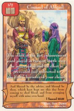 Counsel of Abigail - Women