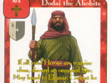 Dodai the Ahohite (RA)