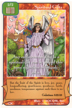 Spiritual Gifts (Ap)
