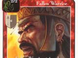 Fallen Warrior (Ki)