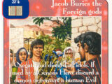 Jacob Buries the Foreign gods (RA)