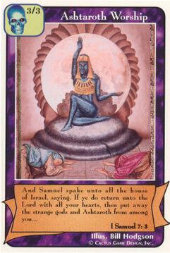 Ashtaroth Worship (Hodgson) - Prophets