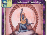 Ashtaroth Worship (Pr)